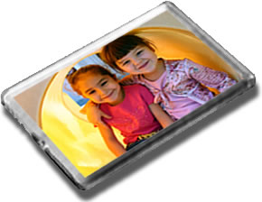 Personalised Photo Fridge Magenets